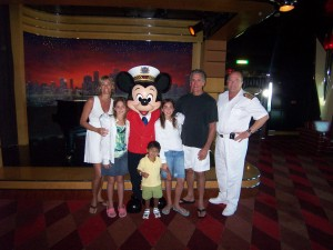 We We're Blessed WIth A Make A Wish Disney Cruise